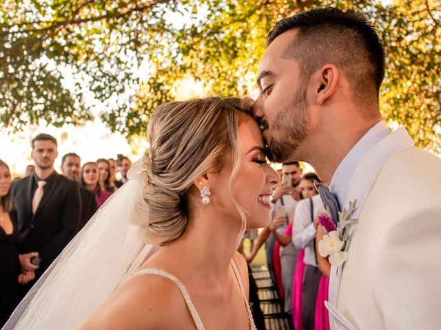 O casamento de Leandro e Thays em Campo Grande, Mato Grosso do Sul 32