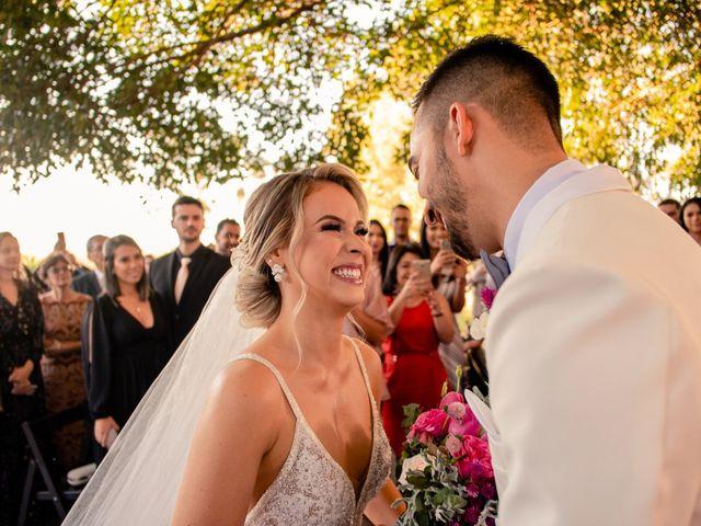 O casamento de Leandro e Thays em Campo Grande, Mato Grosso do Sul 33