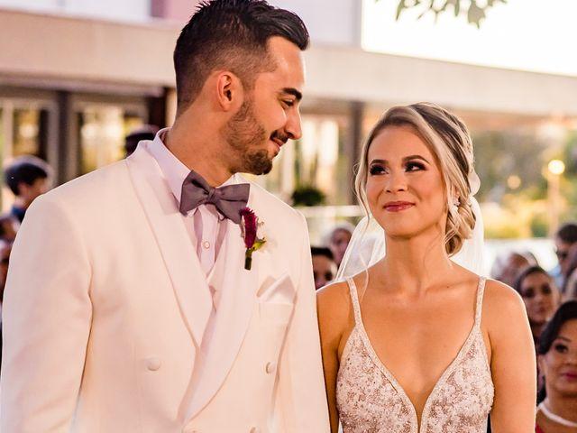 O casamento de Leandro e Thays em Campo Grande, Mato Grosso do Sul 35
