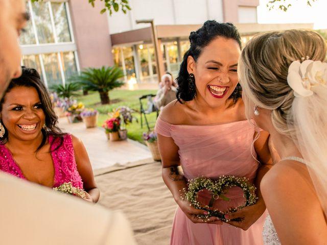 O casamento de Leandro e Thays em Campo Grande, Mato Grosso do Sul 36