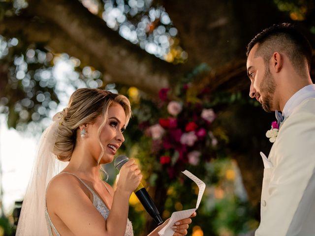 O casamento de Leandro e Thays em Campo Grande, Mato Grosso do Sul 40