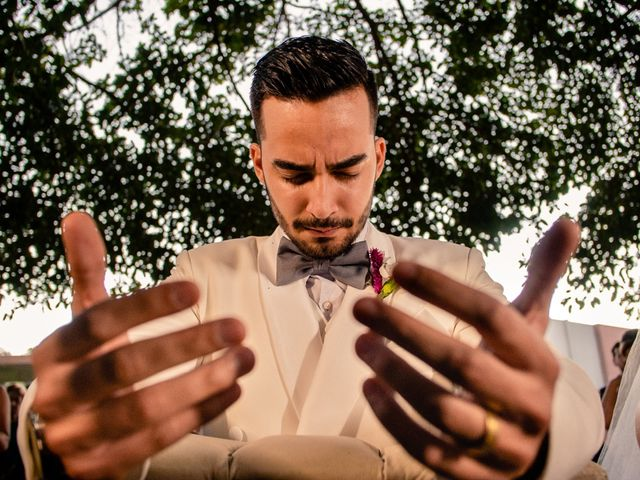O casamento de Leandro e Thays em Campo Grande, Mato Grosso do Sul 42