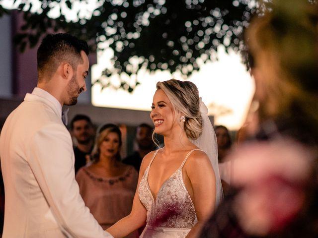 O casamento de Leandro e Thays em Campo Grande, Mato Grosso do Sul 44