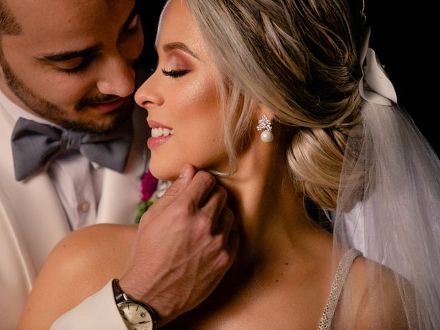 O casamento de Thays e Leandro