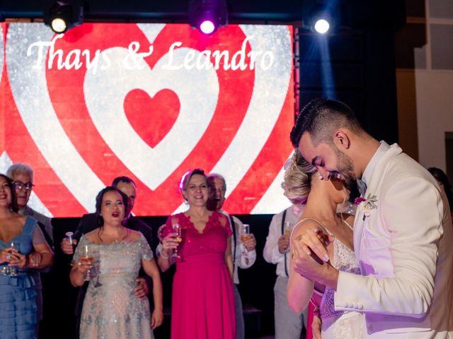 O casamento de Leandro e Thays em Campo Grande, Mato Grosso do Sul 51