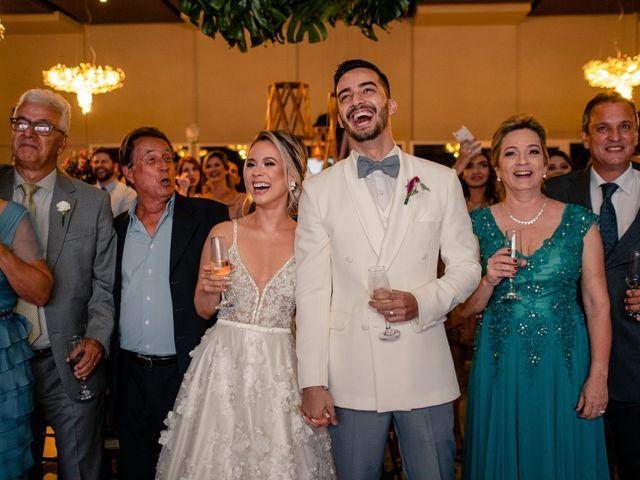 O casamento de Leandro e Thays em Campo Grande, Mato Grosso do Sul 54
