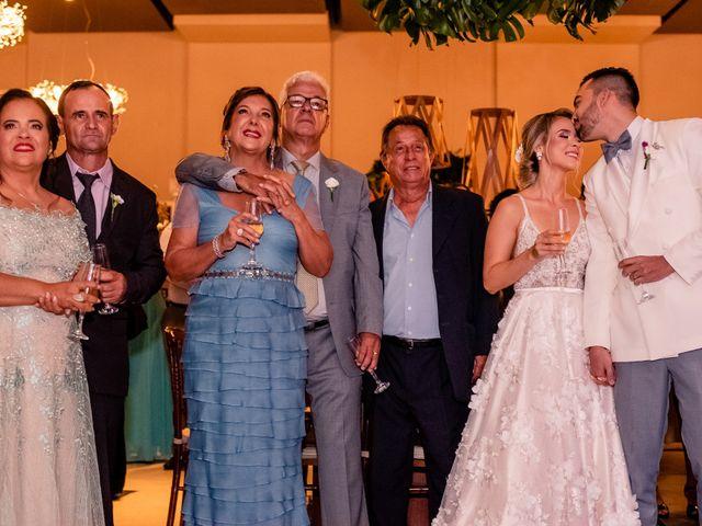 O casamento de Leandro e Thays em Campo Grande, Mato Grosso do Sul 55