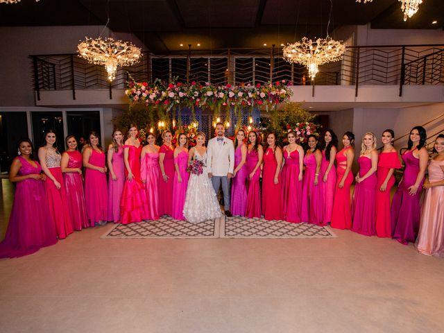 O casamento de Leandro e Thays em Campo Grande, Mato Grosso do Sul 56