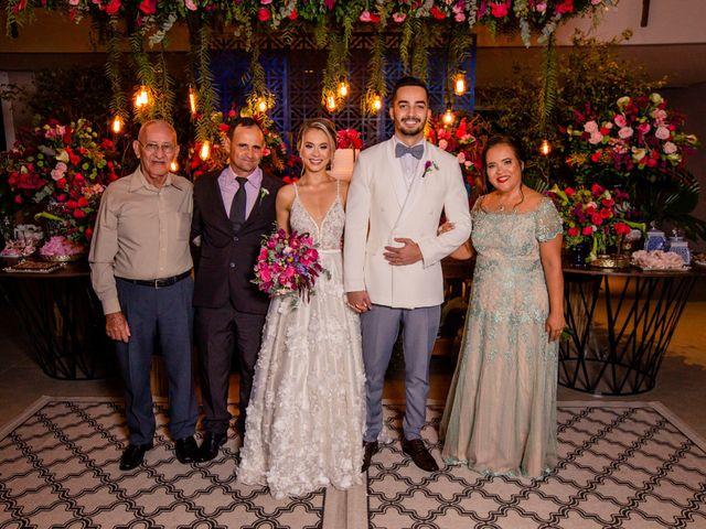 O casamento de Leandro e Thays em Campo Grande, Mato Grosso do Sul 62