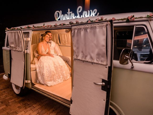 O casamento de Leandro e Thays em Campo Grande, Mato Grosso do Sul 76