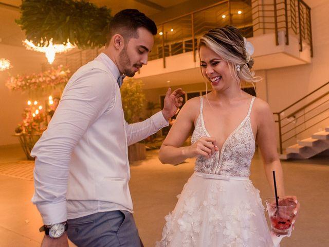 O casamento de Leandro e Thays em Campo Grande, Mato Grosso do Sul 78