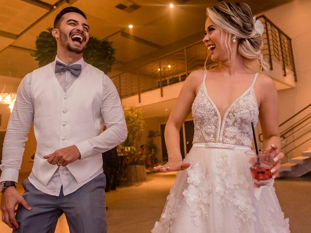 O casamento de Leandro e Thays em Campo Grande, Mato Grosso do Sul 79