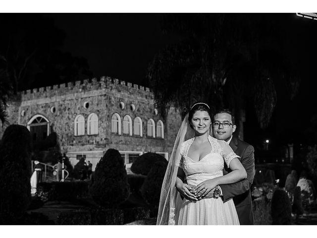 O casamento de Talissa e Tiago