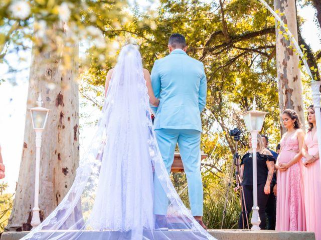 O casamento de Cláudia e Alex