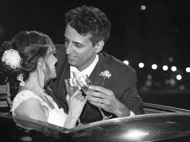 O casamento de Fátima e Vitor Hugo