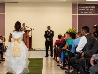 O casamento de Elaine e Adriano 1