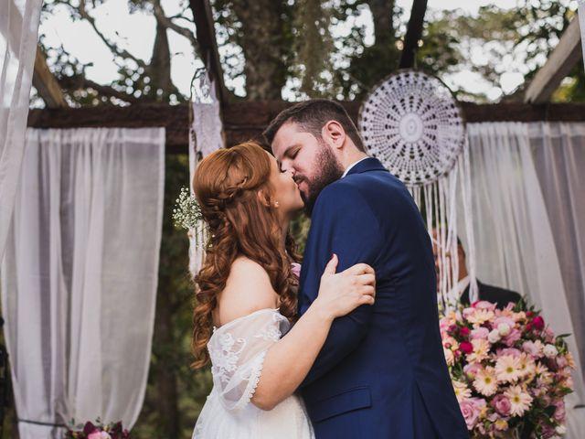 O casamento de Marina e Alexandre