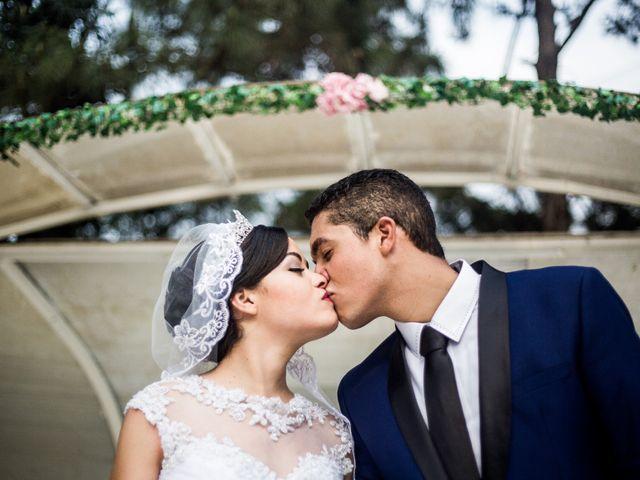 O casamento de Jenniffer e Matheus