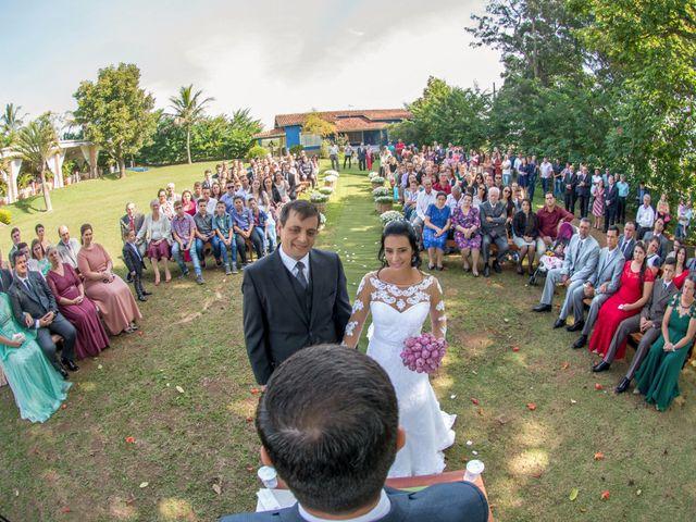 O casamento de Flávia e Wander