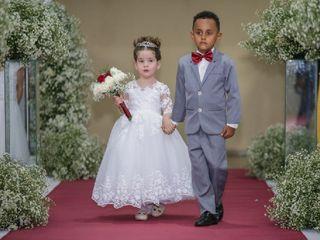 O casamento de Alana e Thiago 1