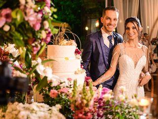 O casamento de Priscila e Vinicius