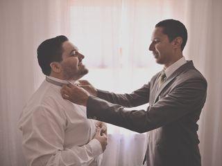 O casamento de Agda e Leandro 3