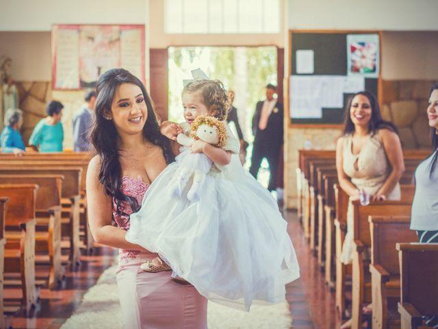 O casamento de Reidner e Aline em Jataí, Goiás 18