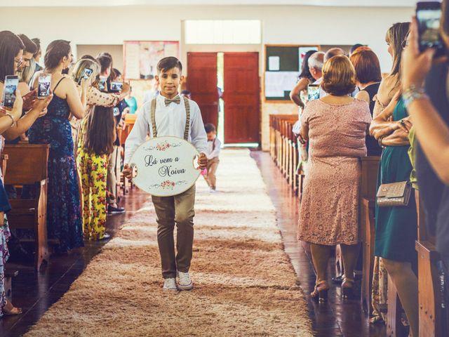O casamento de Reidner e Aline em Jataí, Goiás 19