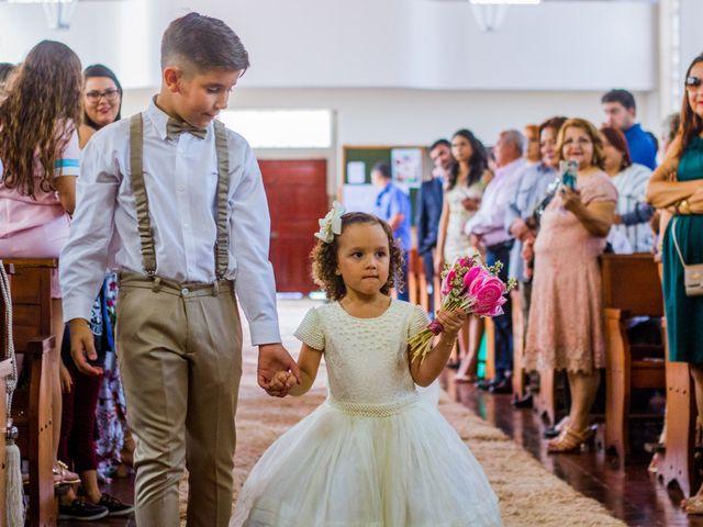 O casamento de Reidner e Aline em Jataí, Goiás 22