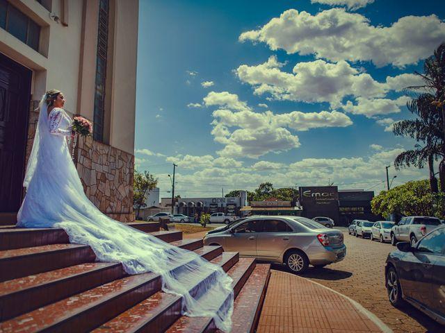 O casamento de Reidner e Aline em Jataí, Goiás 24