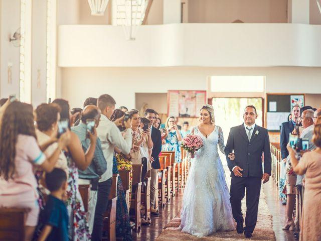 O casamento de Reidner e Aline em Jataí, Goiás 26
