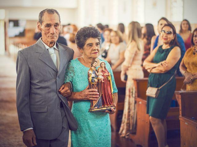 O casamento de Reidner e Aline em Jataí, Goiás 39