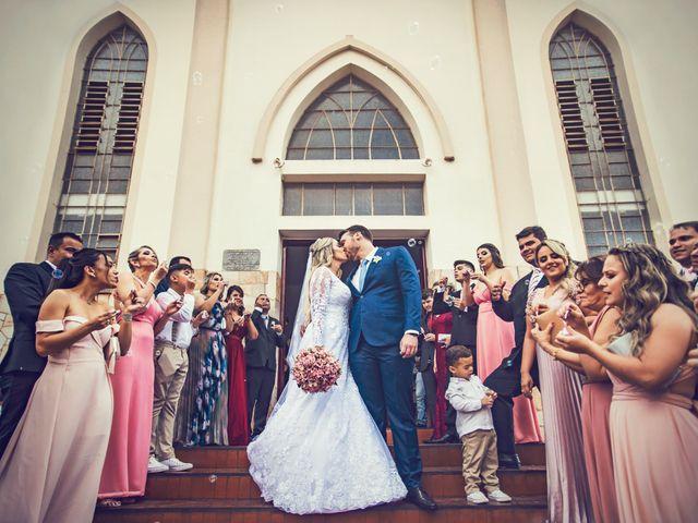 O casamento de Reidner e Aline em Jataí, Goiás 1