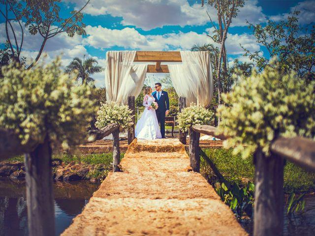 O casamento de Reidner e Aline em Jataí, Goiás 54