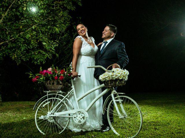 O casamento de Queiri e Felipe