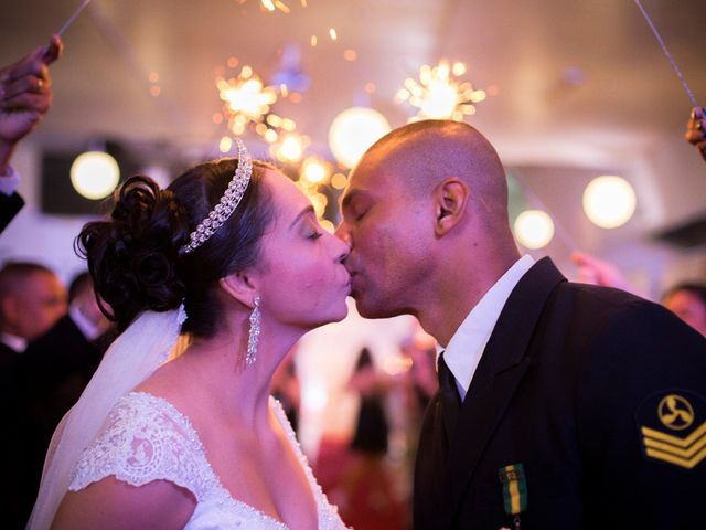 O casamento de Flaviane e Rodrigo