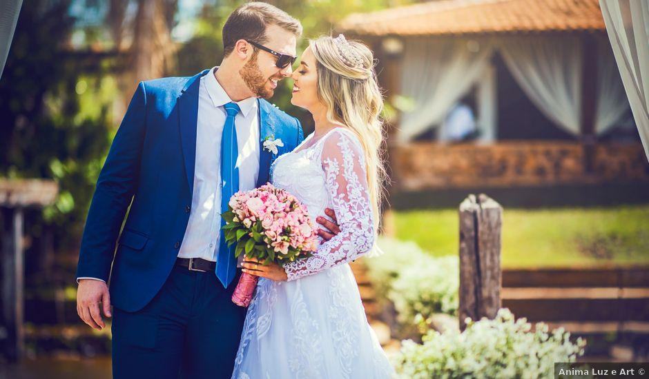 O casamento de Reidner e Aline em Jataí, Goiás