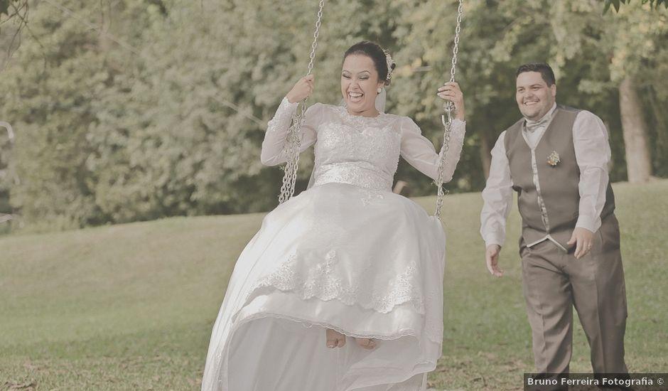 O casamento de Leandro e Agda em São Paulo, São Paulo