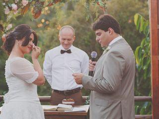 O casamento de Mylena e Thielis 1
