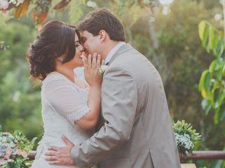 O casamento de Mylena e Thielis 2