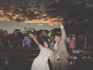 O casamento de Mylena e Thielis