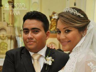 O casamento de Najara e Alex 1