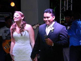 O casamento de Najara e Alex