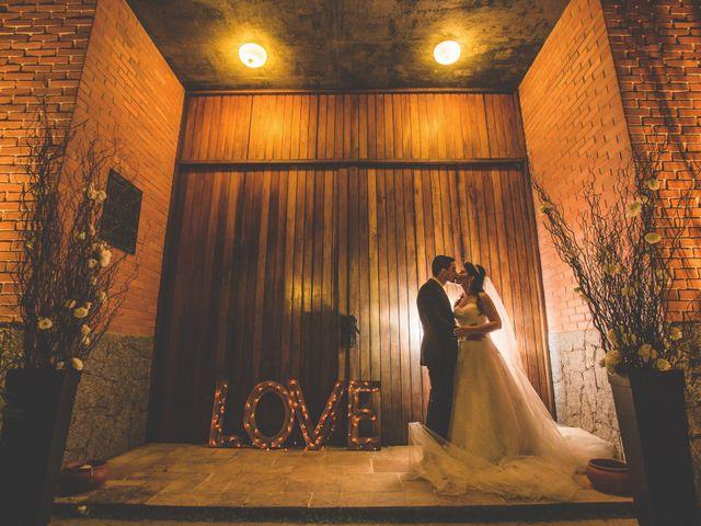 O casamento de Daniela e Rafael