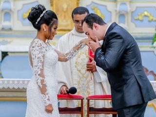 O casamento de Luiza e Lucas