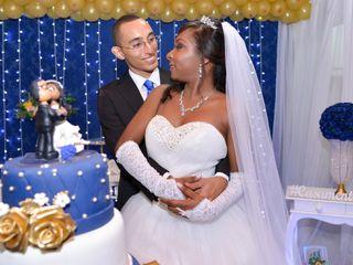 O casamento de Jean Marcel e Angélica