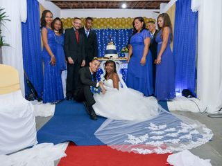 O casamento de Jean Marcel e Angélica 3