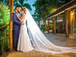 O casamento de Tamires e Douglas