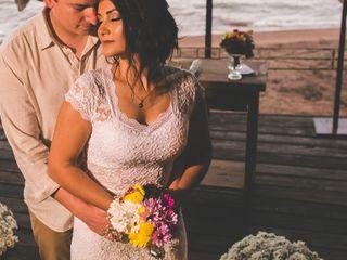 O casamento de Karina e Leo