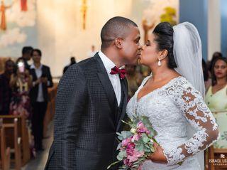 O casamento de Tatiane e Eduardo